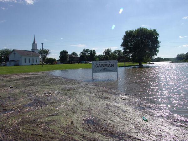 Henderson County Flood of 2008